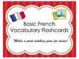 French Word Wall Vocabulary