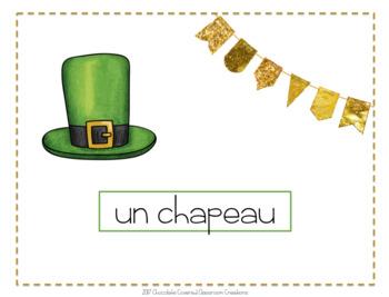 French Vocabulary PowerPoint Presentation – Le Jour de la Saint Patrick