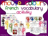French Vocabulary (song): colors