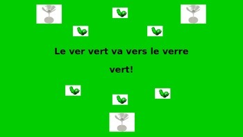 French Teaching Resources. Warmer/ Starter Activity: Tongu