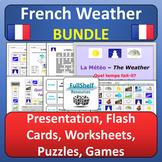 French Weather Unit La Météo BUNDLE