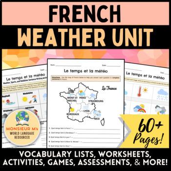 French Weather Unit [Le Temps]