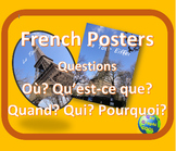 French Posters {Who, What, Where, When, Why?} Eiffel Tower