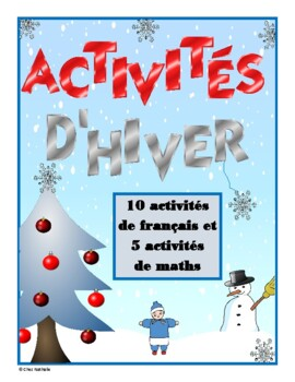 French Winter Actvities