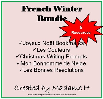 French Winter Bundle