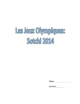French - Winter Olympics