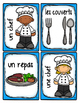 French Word Wall • RESTAURANT