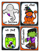 French Word Wall Card Collection - L'HALLOWEEN