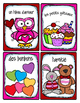 French Word Wall Card Collection - LA SAINT VALENTIN