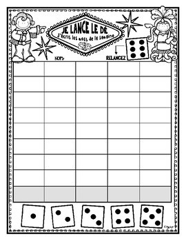 French Word Work {PRINTABLES}