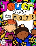 French Word Work {COLOUR}