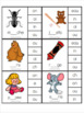 French Word Work - Sound Blends (Etude des mots - les sons) Activity