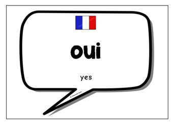 French Words & Phrases