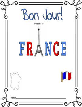 French Workbook