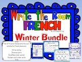 French Write the Room -- Winter Bundle