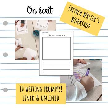 French Writer's Workshop