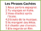 French Writing Practice Powerpoint -Present Tense, Regular Verbs