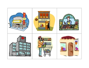 French Writing and Spelling Activity with City Locations