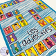 French adjective board game