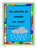 French Adverbs Ending in -ment (Formation, Examples, and W