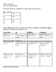 French aller + near future and venir de+ infinitive notes/ worksheet