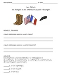 French and American Stereotypes Activity