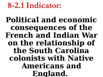 French and Indian War 8-2.1