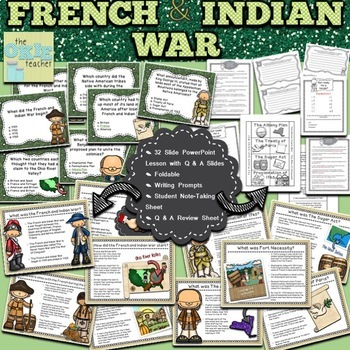 French and Indian War BUNDLE