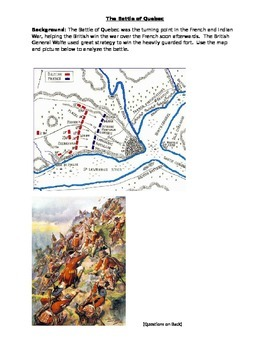 French and Indian War DBQ