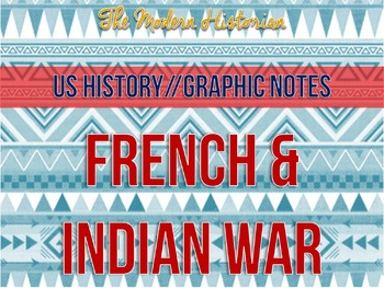 French and Indian War Graphic Notes