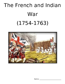 French and Indian War Handouts