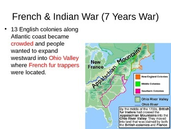 French and Indian War PowerPoint