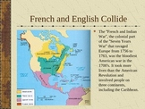 French and Indian War Powerpoint and Follow-up