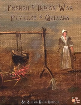 French and Indian War Puzzles and Quizzes