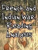 French and Indian War: Reading Analysis
