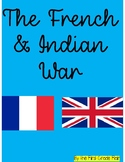 French and Indian War Reading Passage and Comprehension Activities