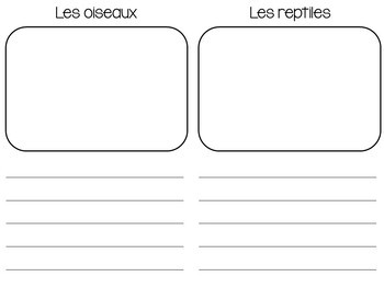 French animal unit - Les Animaux