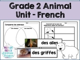 French animal unit - Les Animaux