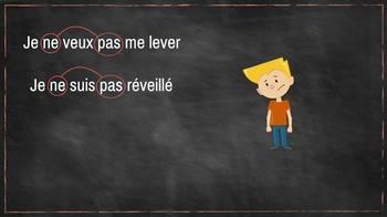 French Negation Video - La négation vidéo (sample)