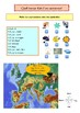 French autumn activities printable