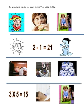 "French ""avoir expressions"" speaking activity"