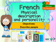 French bundle 3 My family, ma famille: Unit plan + PPT Lessons for beginners