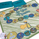 French chores vocabulary board game LES TÂCHES MÉNAGÈRES
