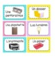 French classroom labels (60 total)