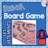 French clothing board game