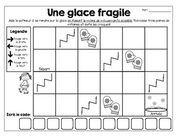 French coding:introduction au codage-L'hiver