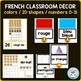 French colors   French numbers   2D shapes in French POSTERS   EMOJI