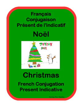 French conjugation present indicative