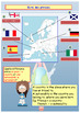 French countries and nationalities, full lesson for beginners