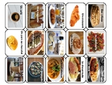 French cuisine Memory Game